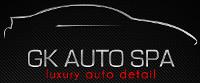 GK Auto Spa logo
