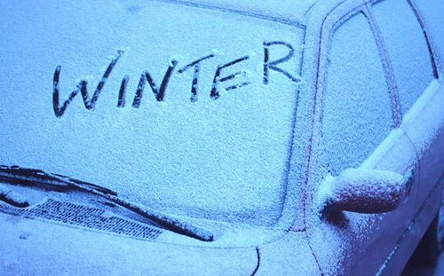 car-winter